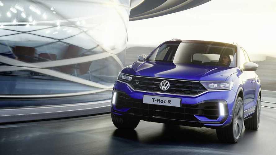 Volkswagen T-Roc R 2019, el SUV alemán se desmelena