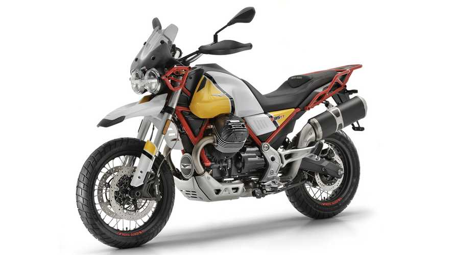 2019 Moto Guzzi V85 TT Everything We Know