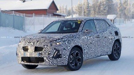 Flagra: Peugeot 2008 de nova geração aparece pela primeira vez