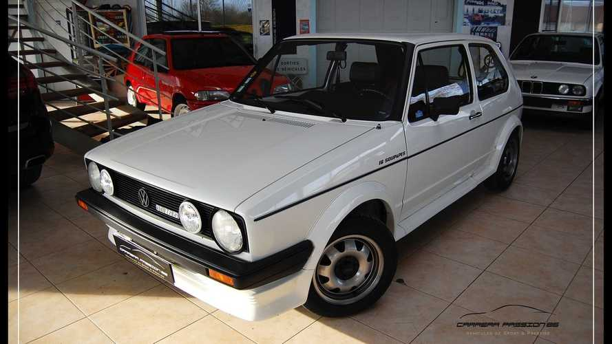Rare Oettinger Mk1 Golf GTi Shows GT86 Clean Set Of Heels