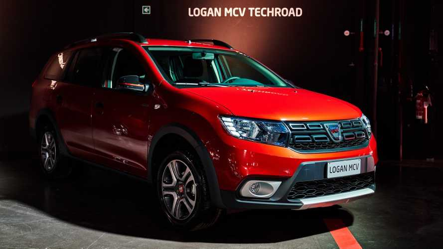 Dacia Logan Techroad