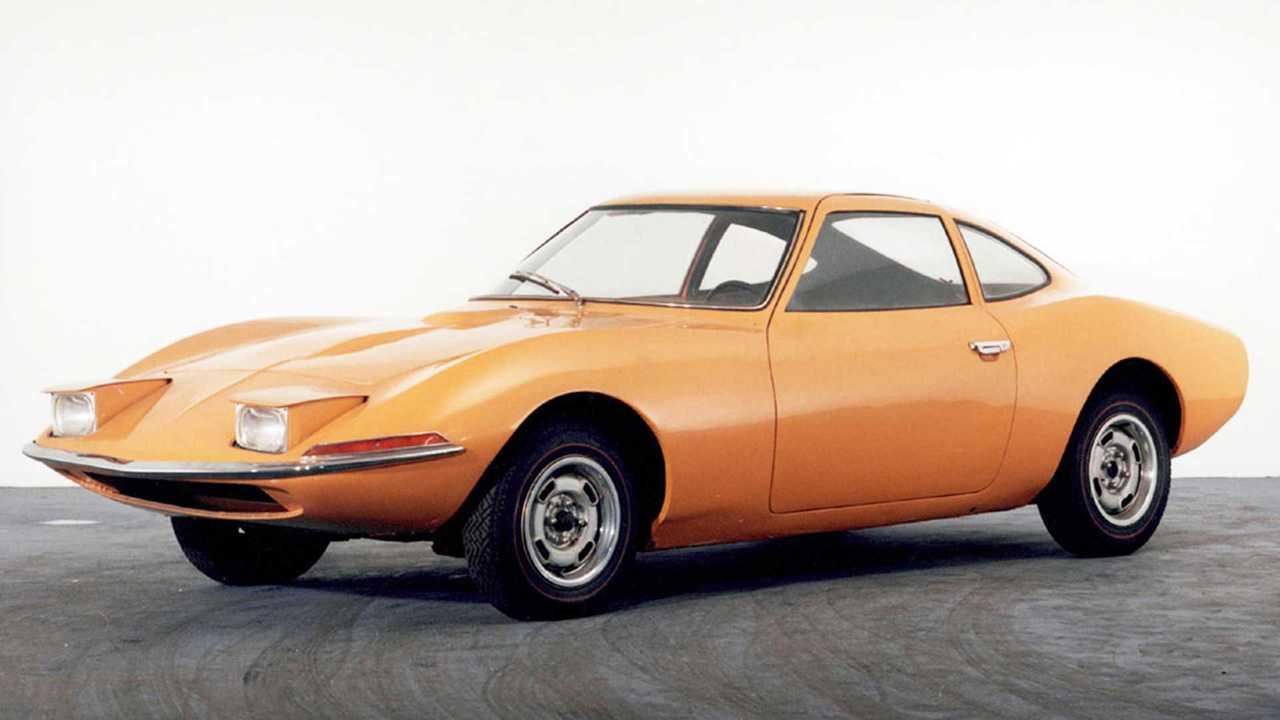 Opel Experimental GT (1965)