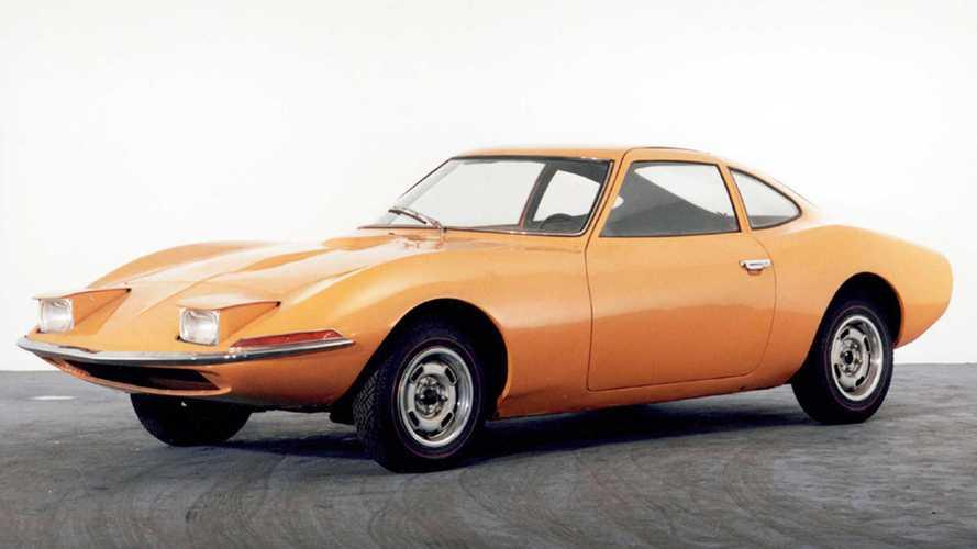 1965 Opel Experimental GT konsepti