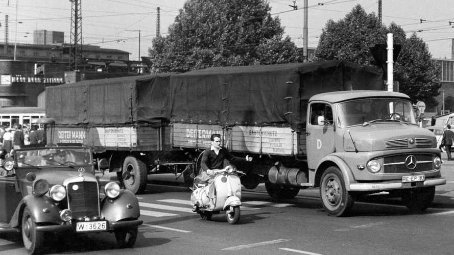 Musetti Mercedes-Benz. Sessant'anni fa nasceva il mito