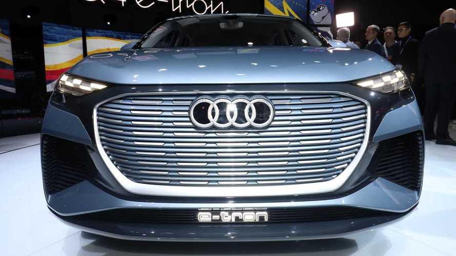 Audi Q4 E-Tron Konsepti Detaylı Fotoğraf Galerisi