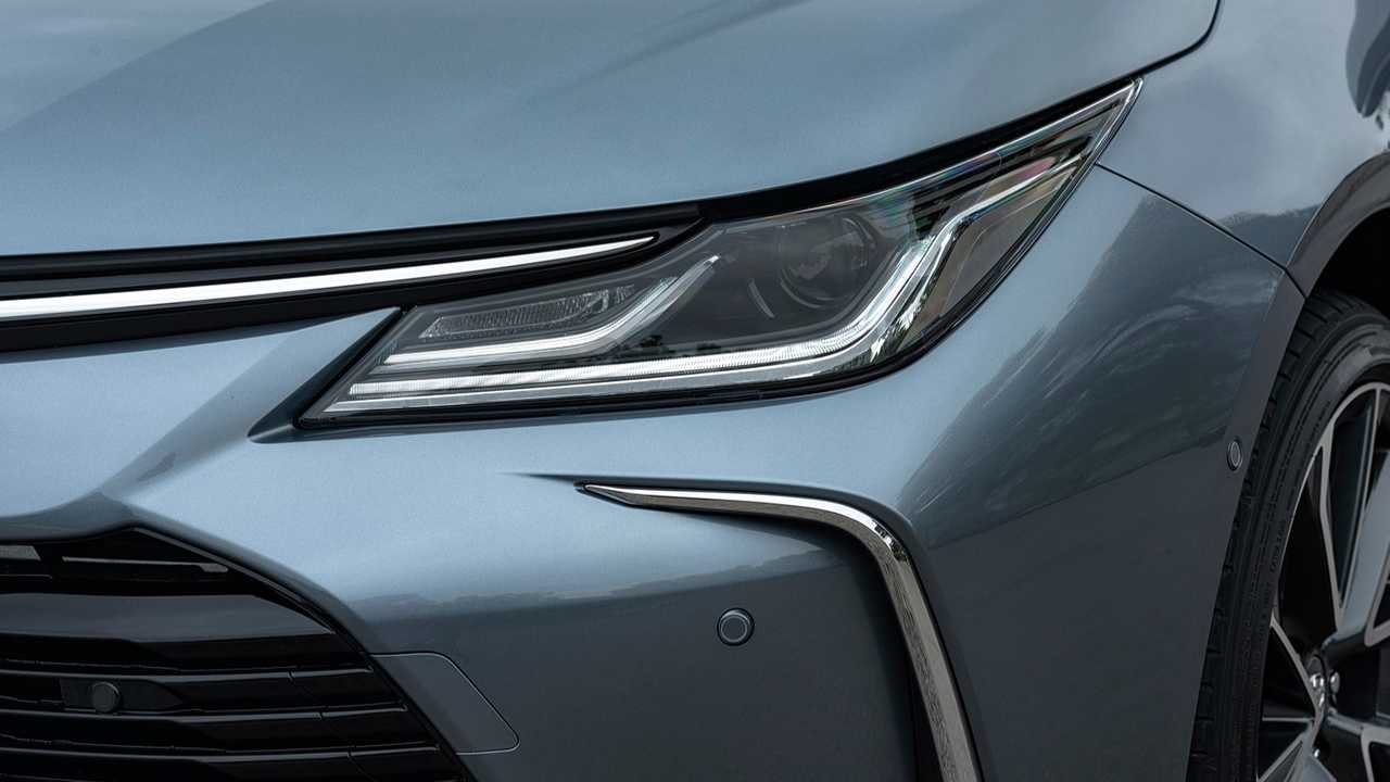 2019 Toyota Corolla Sedan Hybrid