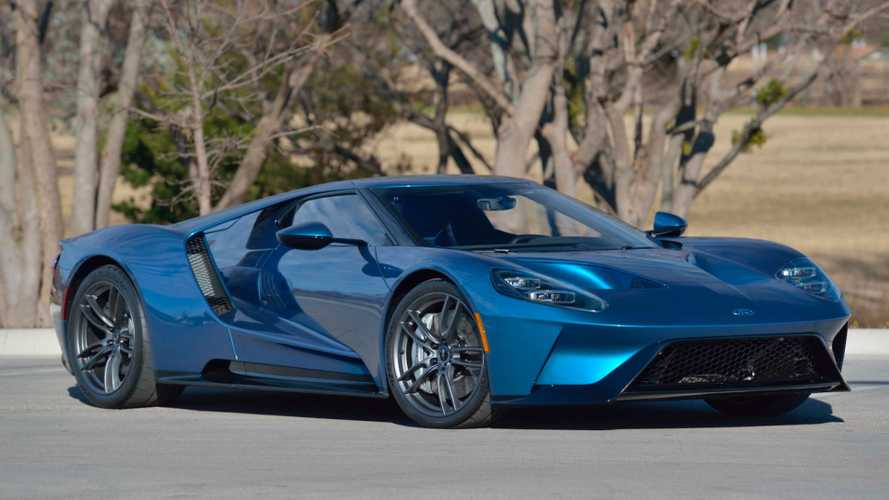 Ford GT Once Owned By John Cena Listed For Sale... Again