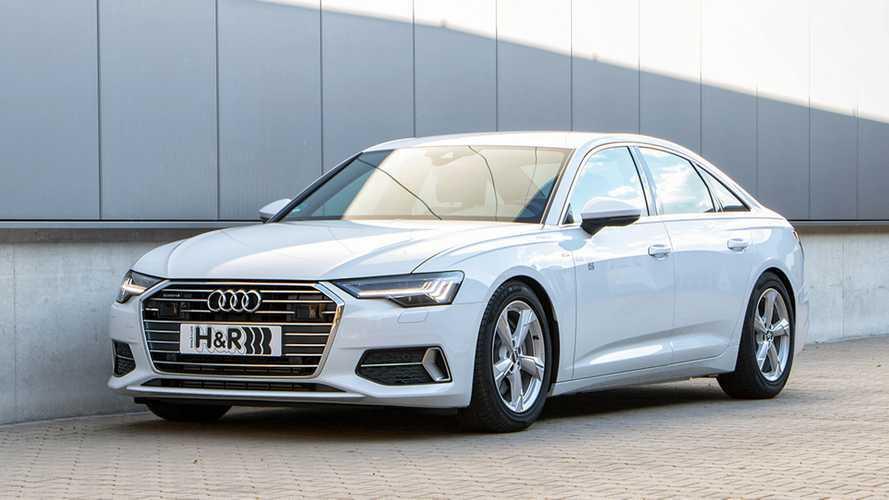 H&R Sportfedern für Audi A6 2019