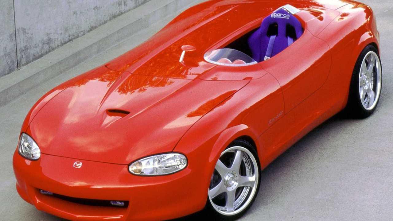 Mazda Miata Mono-Posto Concept