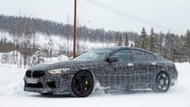 BMW M8 Gran Coupe Spy Photo