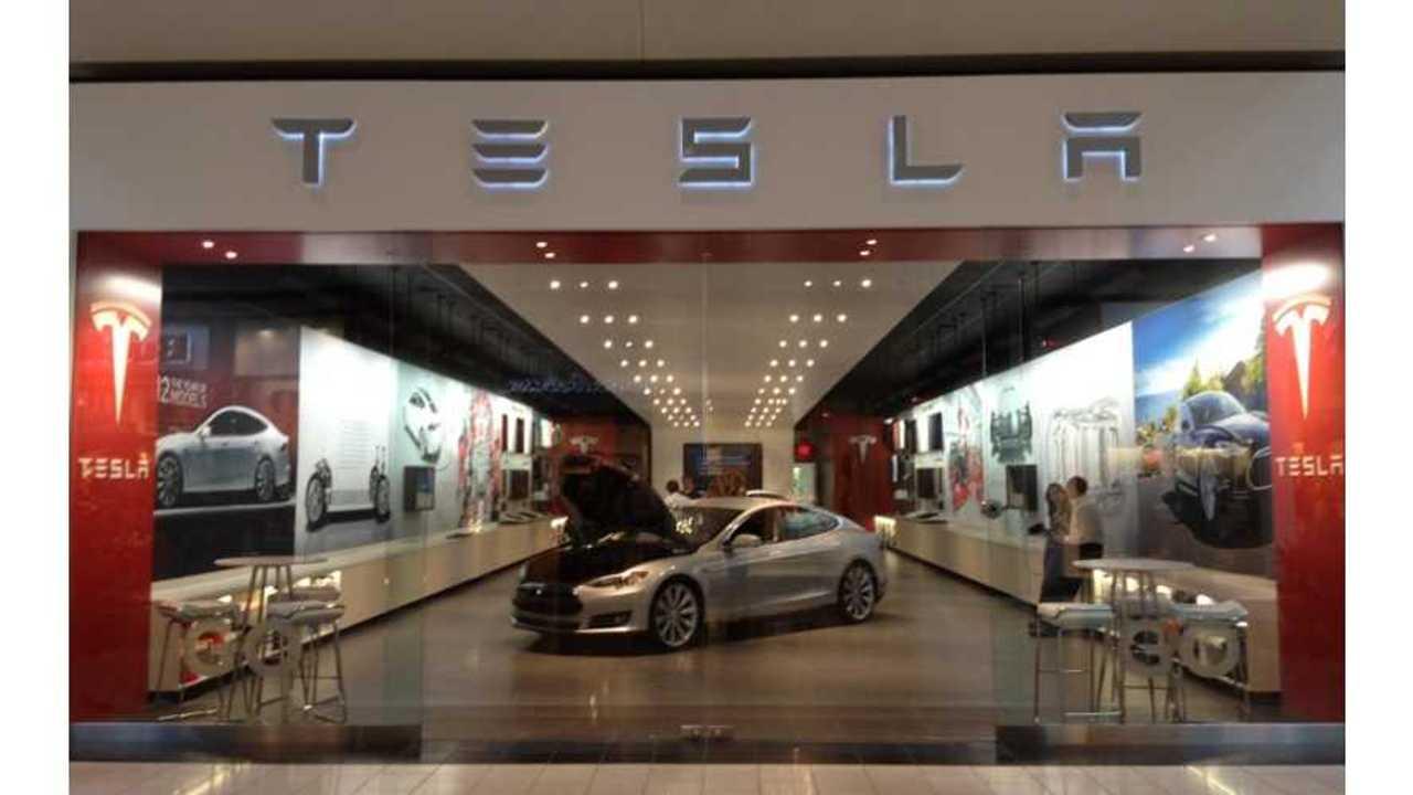 Virginia Denies Tesla Motors Request to Open Store in State