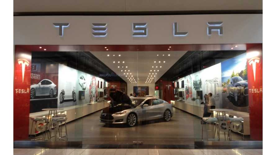 Virginia Denies Tesla Motors Request to Open Store in State