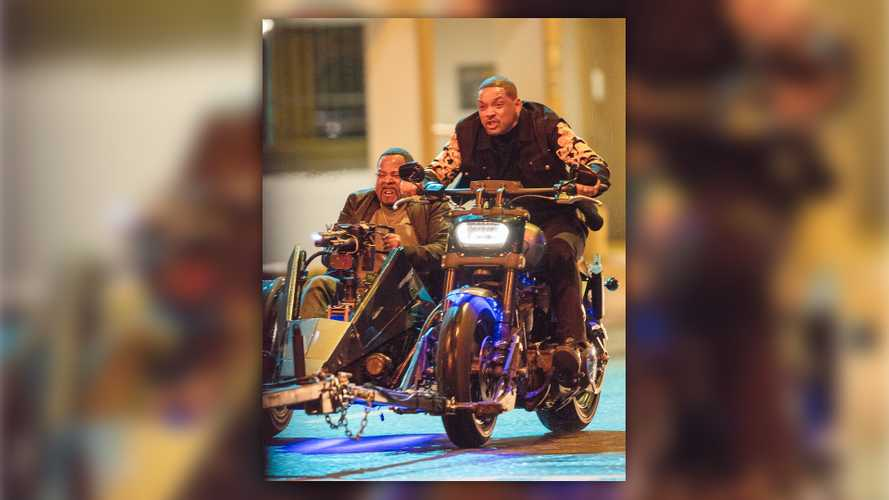 Watch Will Smith Thrash A Fat Bob In The New Bad Boys Film