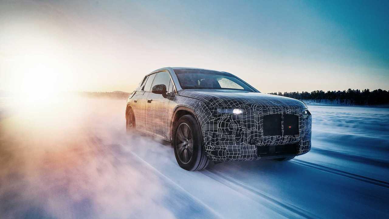 BMW iNext Kavramı