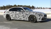 2021 BMW M3 spy photo