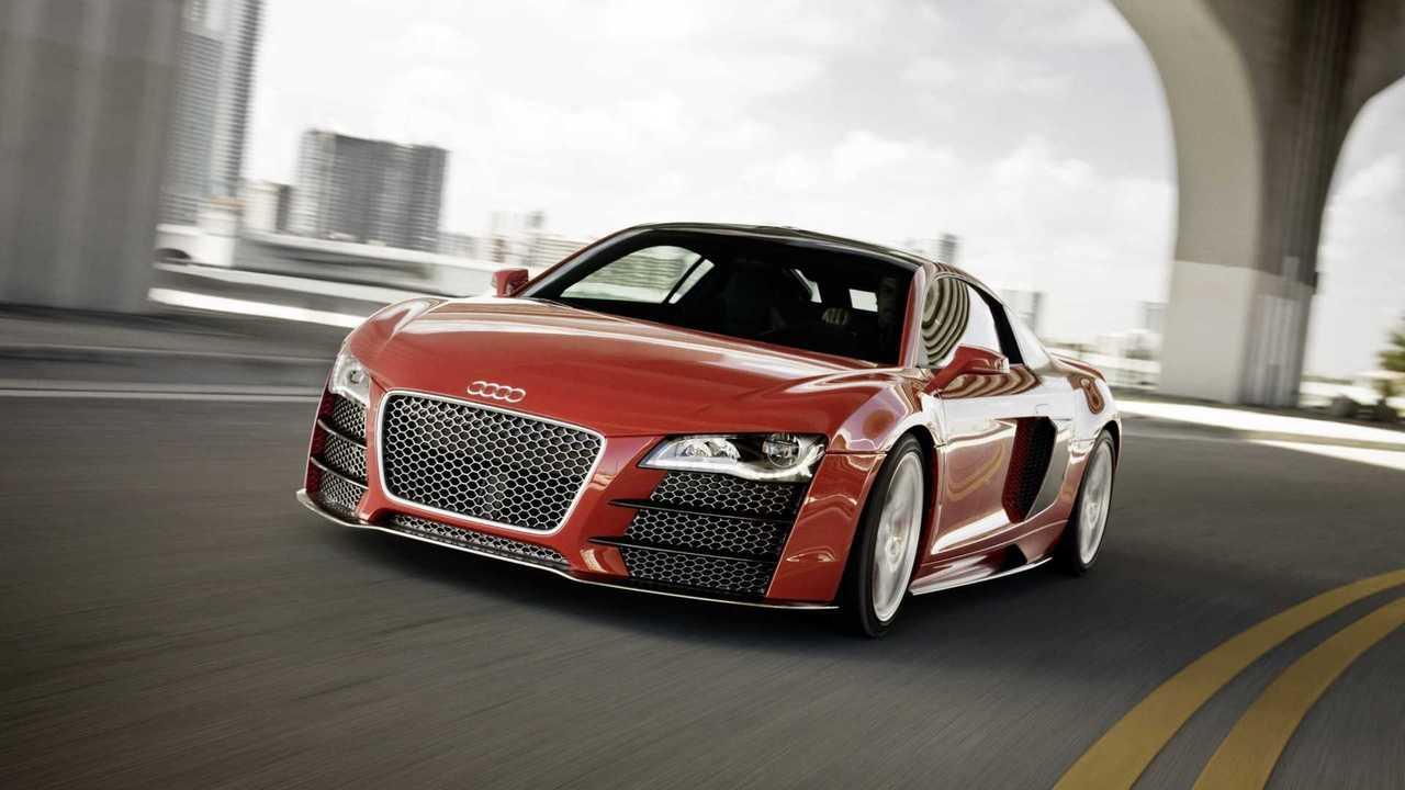 Audi R8 V12 TDi