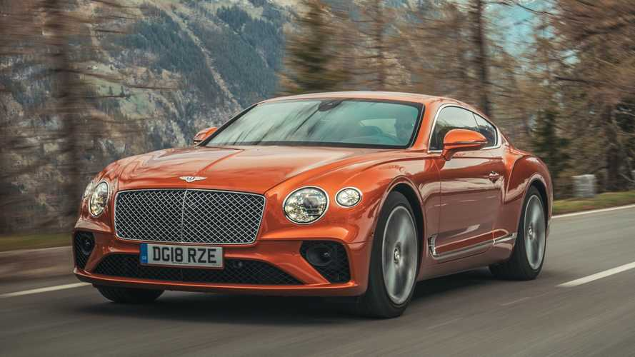 Bentley Continental GT will seek record run at Pikes Peak