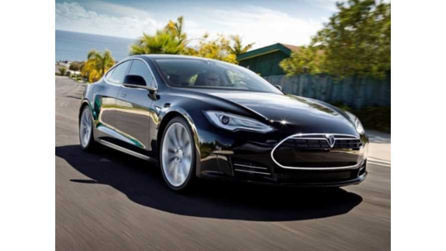 EPA Rates Tesla Model S at 89 MPGe, Up To 265 Miles of Range