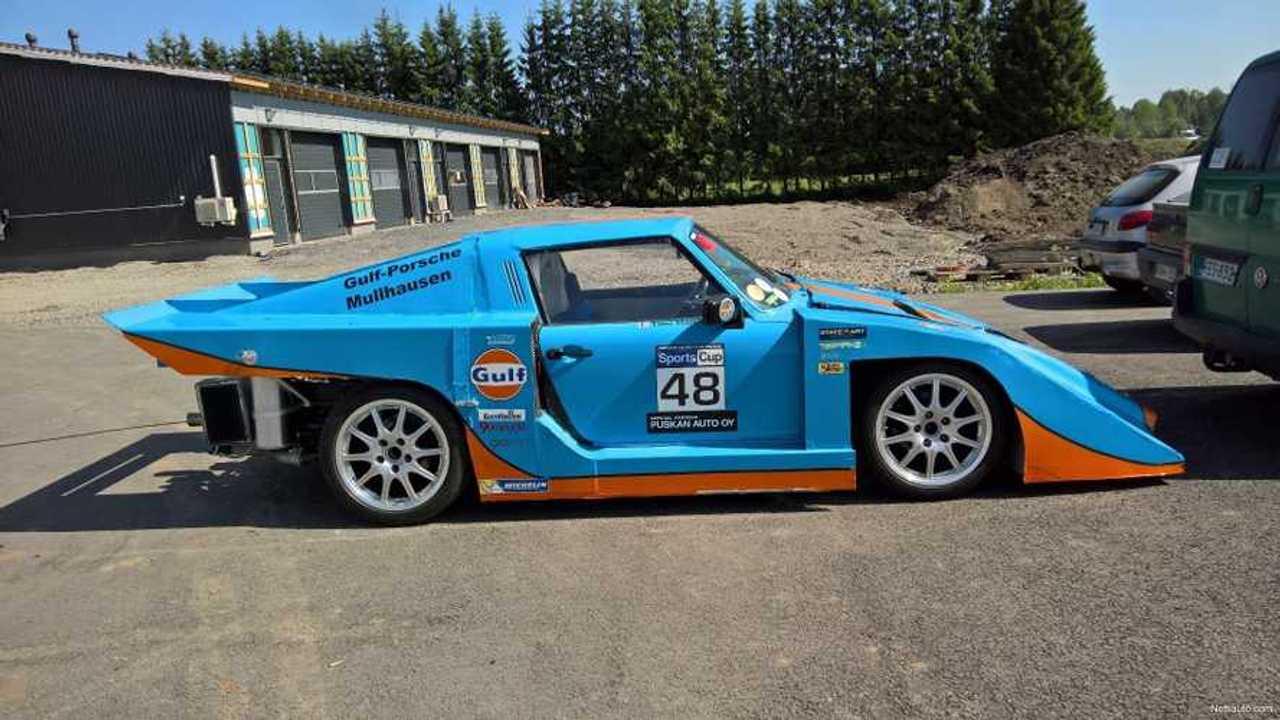 1980 Porsche 930 Turbo Race Car