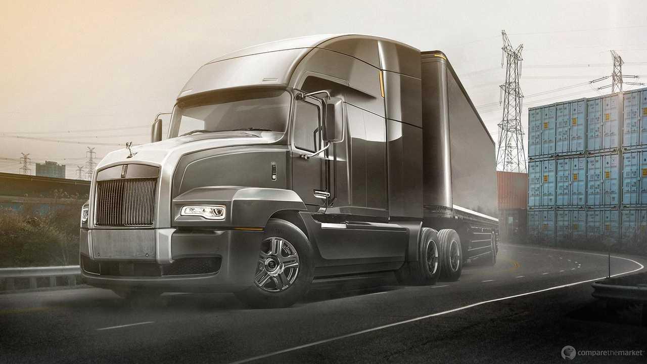 Rolls-Royce Truck