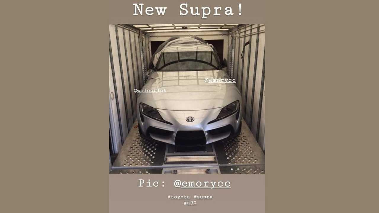 2020 Toyota Supra kém fotó