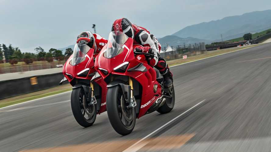 Panigale Crowned King Of Superbikes For 2018