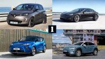 Elektroautos 2019: Alle Modelle (incl. neuer Renault Zoe)