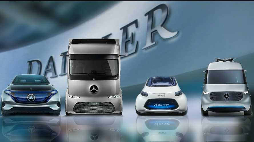 Nasce Mercedes-Benz Trucks Italia