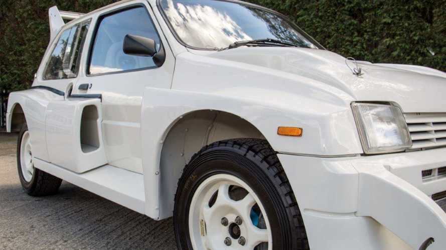 MG Metro 6R4 Clubman auction