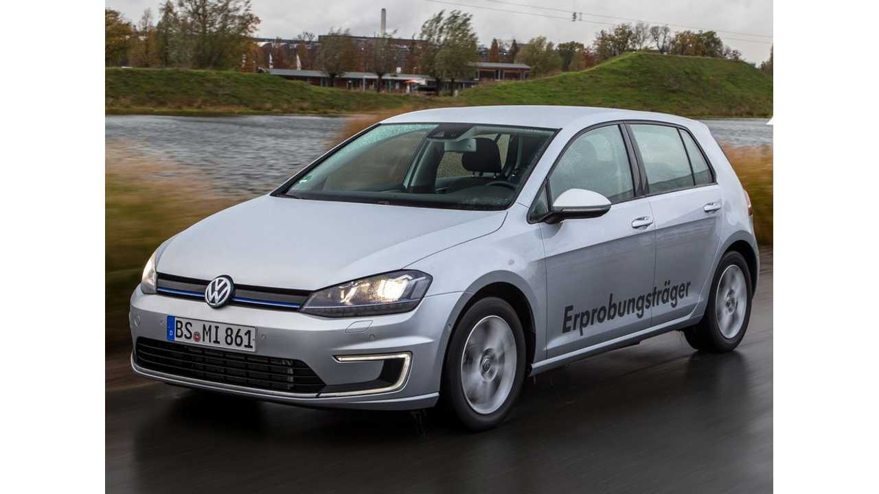 Volkswagen Pitches Golf GTE Plug-In Hybrid as a Sporty Electric Alternative to GTI