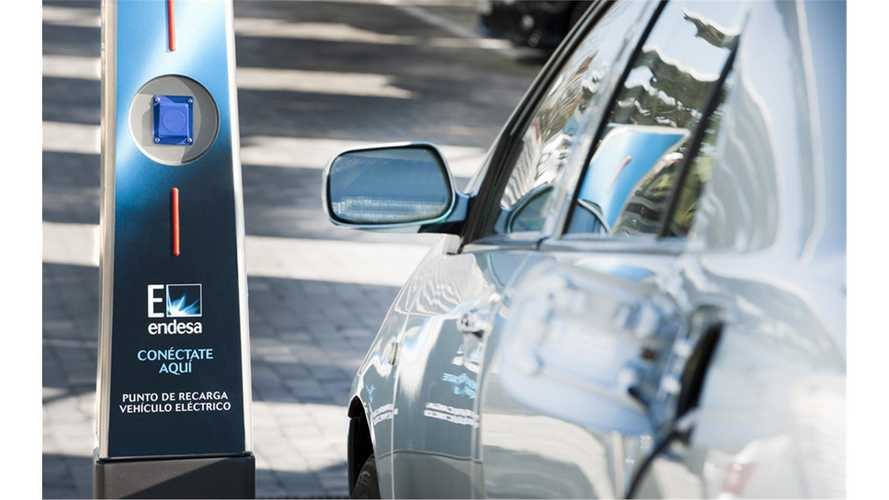 Endesa Installed 253 Charging Points Across Spain in 2013