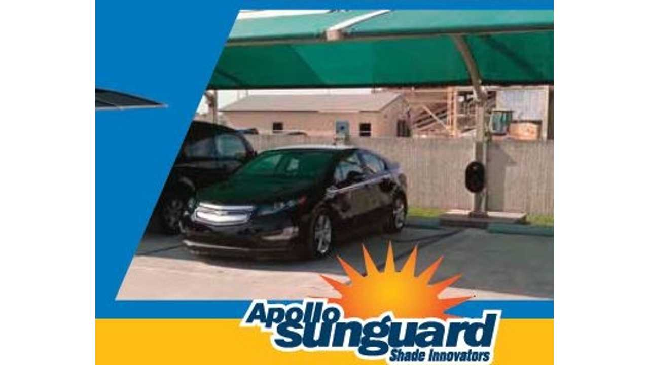 Apollo Sunguard Wins Contract to Install 183 ChargePoint Charging Stations at Federal Buildings Throughout US
