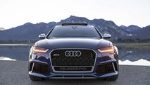 Audi RS6 Avant Performance in the Alps