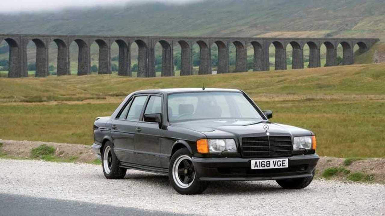 Mercedes-Benz W126 500 SEL AMG 1984 ex George Harrison