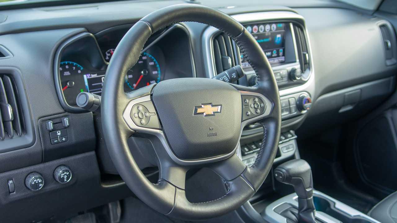 Chevrolet Colorado ZR2 2018 года