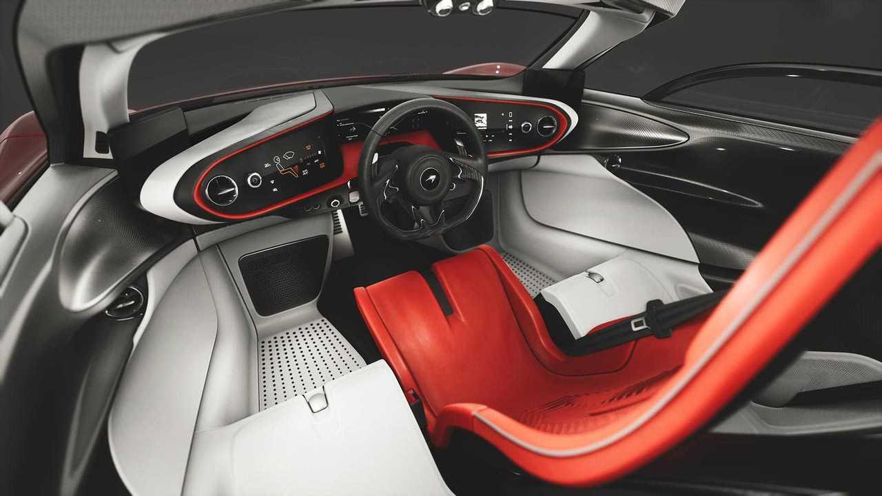 McLaren Speedtail Bloodline Concept