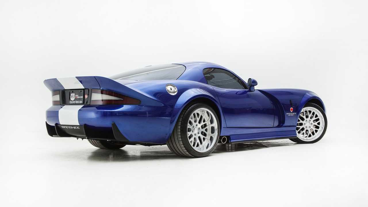 clearance sale new concept good quality One-Off Dodge Viper Bravado Banshee From GTA Can Be Yours