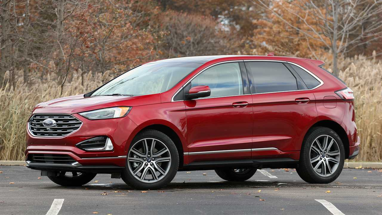2019 ford edge titanium review the wingman. Black Bedroom Furniture Sets. Home Design Ideas