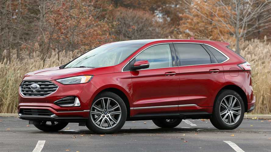 2019 Ford Edge Titanium Review: The Wingman