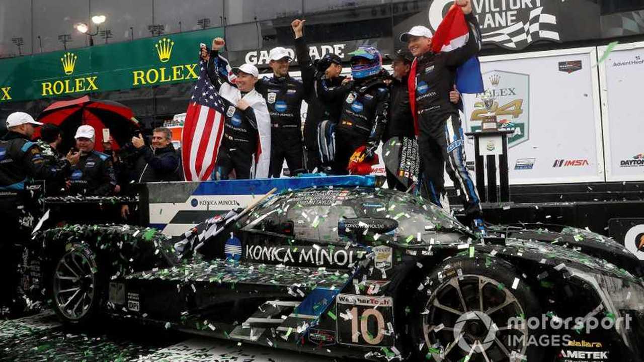 WTR Cadillac DPi: Van Der Zande, Taylor, Alonso, Kobayashi on podium for Daytona 24 2019