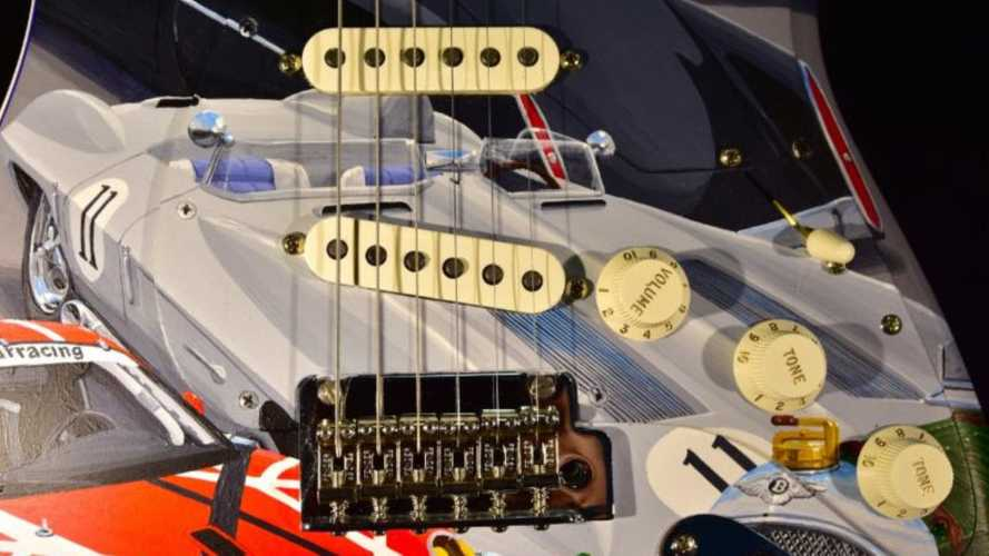 John Oates Charity Guitar To Be Sold At Cars Of The Rock Stars