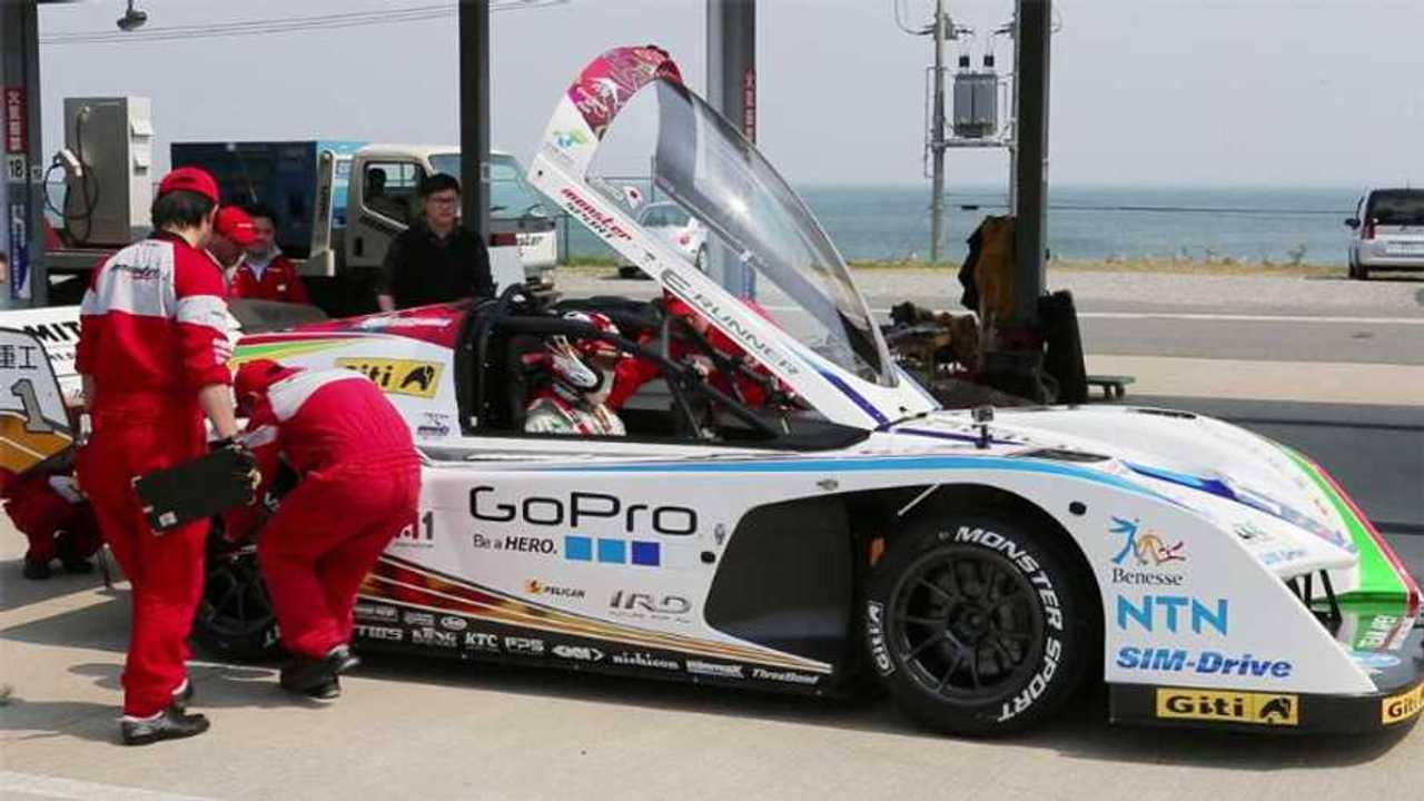 Giti Tire Develops Special Tires For Pikes Peak Monster's E-RUNNER