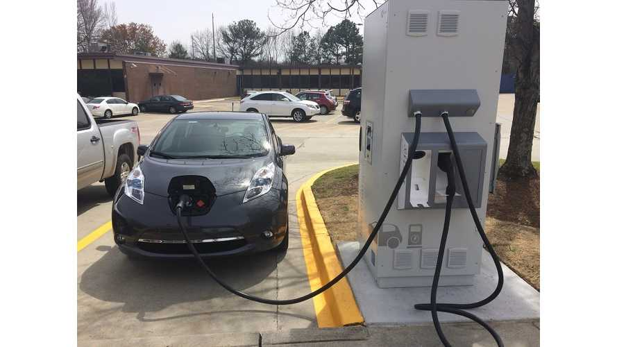 Idaho National Laboratory: DC Quick Charging a Nissan LEAF Doesn't Kill The Battery - High Temps Do