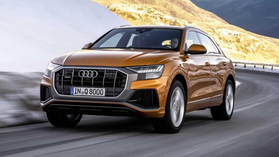Audi Q8, in arrivo due nuovi motori V6