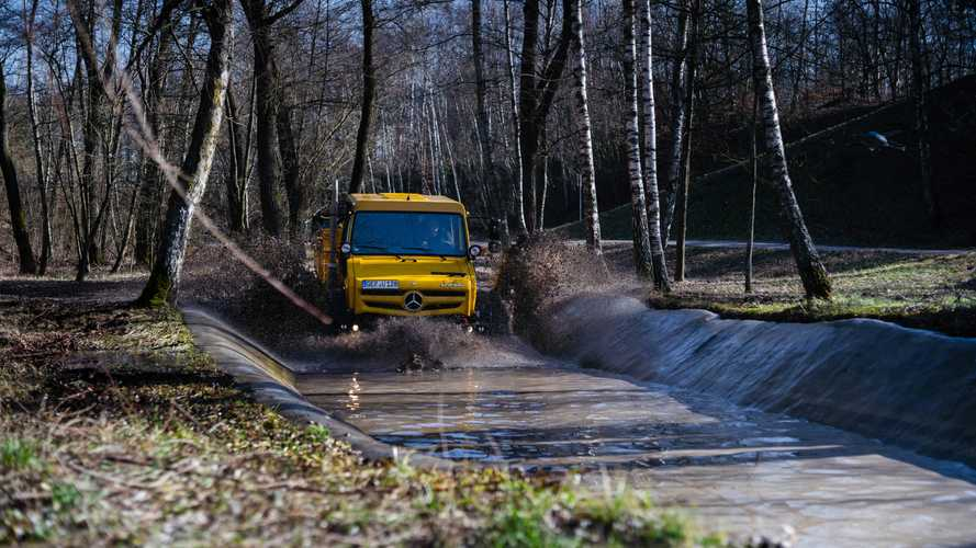 Mercedes-Benz Unimog & Zetros
