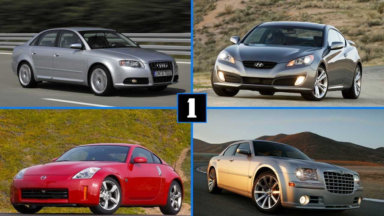 Fast Awd Cars >> 300 Horsepower Cars You Can Snag For Under 10 000