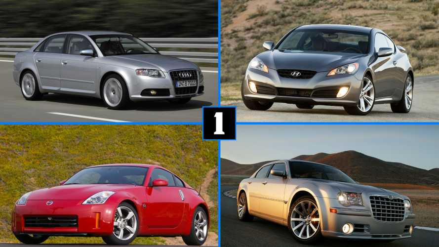 300-Horsepower Cars You Can Snag For Under $10,000