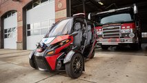 Arcimoto Rapid Response Vehicle