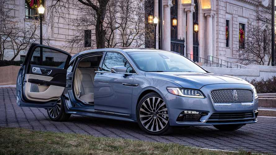 Lincoln Continental'in 80.Yılına Özel Coach Door Edition Versiyonu