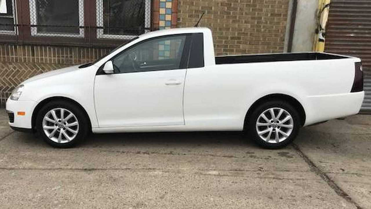 2010 Volkswagen Jetta pickup - $15,500